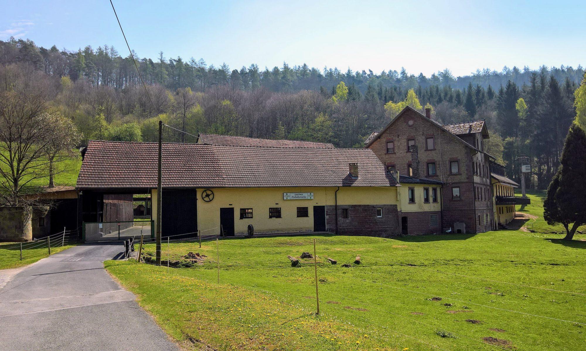 Landgasthaus Nickelsmühle